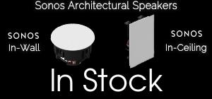 Sonos Architectural Speakers