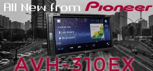 "All New Affordable ""Big Screen"" Pioneer DDIN"
